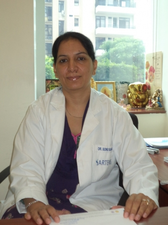 best iui, ivf, artificial insemination and infertility specialist doctor in India - Dr Sonu Balhara Ahlawat