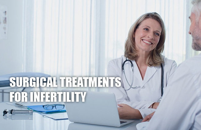 Surgical Treatments for Infertility